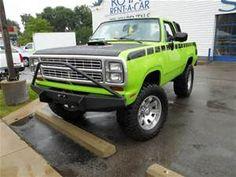 "1979 Plymouth Trailduster ""Green"" - Warren, MI"
