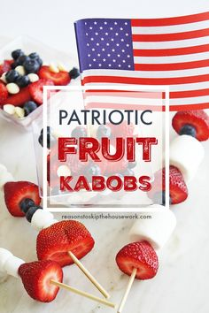 Patriotic Fruit Kabo