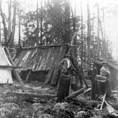 Men outside timber shacks. Melbourne Victoria, Victoria Australia, Zoology, Back In The Day, Vintage Photography, Vintage Images, Old Photos, Museum, Fur