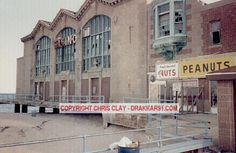 Asbury Park. Late 1990's, still no signs of recovery for this historic and once marvelous beach resort along the Atlantic Ocean...