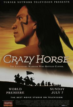 Native American Movies, American Indian Quotes, Native American Legends, Native American Men, American Series, American Indians, Movie To Watch List, Good Movies To Watch, Crazy Horse
