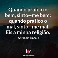 Lista Frases - 59 Frases de Abraham Lincoln Abraham Lincoln, Nova, Messages, Humor, Words Of Inspiration, Inspiration Quotes, Motivational Message, Motivational Quotes For Life, Quotes Motivation