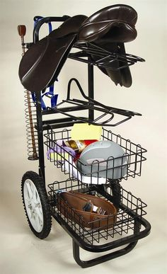 horse tack trolley - Google Search