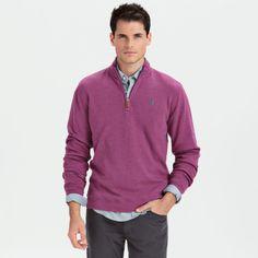 johnnie-O NEWPORT 1/4 Zip Pullover
