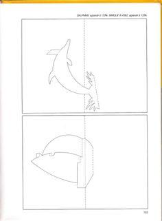 Kirigami - Idees, Projets, Techniques - Assai Elle - Picasa Web Albums