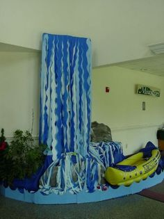 Treasure Island vbs decor | Via