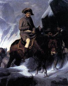 Paul Delaroche: El Romanticismo francés del siglo XIX - Trianarts