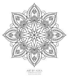 Эскизы с мандалами • Значение татуировки с мандалой
