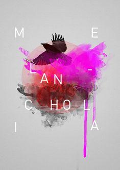 Melancholia by Carmelaine Antonio
