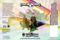 Clown Shoes / Brash Brewing Pimp Double Brown Ale