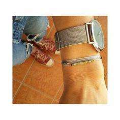 Mihiwai bracelet