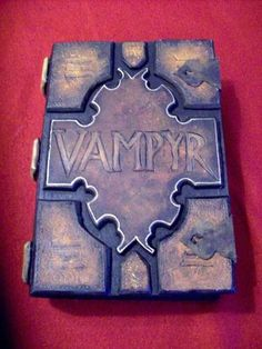 Buffy the vampire slayers vampyr book