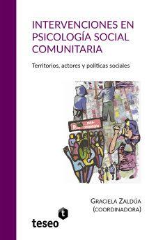 Editorial Teseo » Intervenciones en psicología social comunitaria