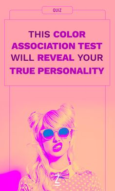 This Color Association Test Will Reveal Your True Personality Zimbio Quizzes, Quiz Me, Mental Issues, Self Massage, Personality Quizzes, World Problems, Human Nature, I Can Relate, Feminism