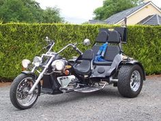 VW Trikes