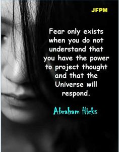 Abraham Hicks, Thoughts, Ideas