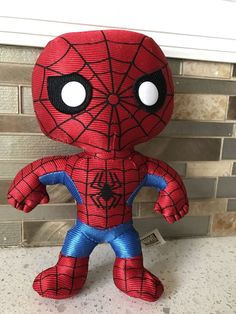 d4bd5f2d68b Details about 8 Inch Funko Plushies Spiderman Marvel Universe Plush Toy  Collectible Ages 5+