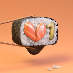 Who loves sushi? if you want your art to be featured, tag us or use the hashtag 📸: Sushi, Serving Bowls, Digital Marketing, How To Memorize Things, Food Porn, Tasty, Tableware, Amazing Music, Instagram Tips