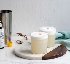 Pisco Sour by A Cozy Kitchen!