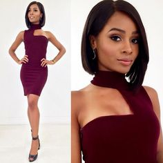 Zuri Hall: E! News Look of the Day