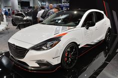 SEMA: Mazda doubles down with a pair of Threes | Pinned by flanaganmotors.com|Missoula, MT