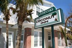 Sabal Palms Inn & Coconut Inn in Historic Pass-A-Grille, Florida 1hr 45 from diz...150/nt for 1 bdrm appt