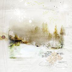 Yosemite Snow by casbury