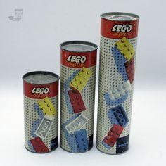 3x Vintage Lego Dosen Can (leer) 700/3a 700/1 700/0 1950's 1950er 1/87 H0 Swiss in Spielzeug, Baukästen & Konstruktion, LEGO | eBay!