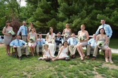 Rustic Country Wedding