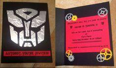 Transformer Invite