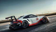 Porsche 911 RSR | 10 Favorite Cars from the 2016 L.A. Auto Show