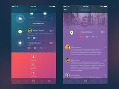 Dribbble - Social_Network_Screen_Interactions_Real_Pixels_Size.png by Sergey Valiukh