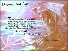 Witchcraft Spell Books, Wiccan Spell Book, Magick Spells, Dragon Poems, Dragon Quotes, Kitchen Witch, Dragon Transformation, Tarot, Dragon Energy