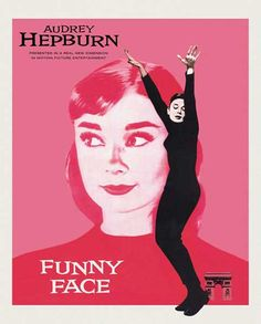 One of the best classic movies out there....Funny Face with Audrey Hepburn.
