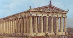 Τα ταξίδια μου : Ανάμεικτο Σπιτικό Τουρσί Hellenistic Period, Ancient Greece, Taj Mahal, Beautiful Places, Louvre, Outdoor Structures, History, Architecture, World