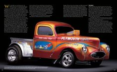 1941 Willys Pickup5azd Mura Bros