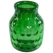 Small Green Glass Vase By Ashland®
