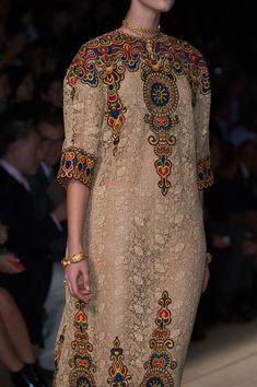 Valentino at Paris Fashion Week Spring 2014