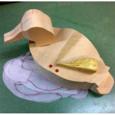 Carving the Working Decoy                                                                                                                                                     More