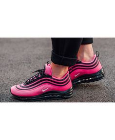 buy online 740fe 3bdf0 Nike air max 97 pink adds a classic style to the sneaker collection.  Designed from nature and a variety of materials, the Air Max 97 is the  first pair of ...