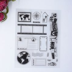 12 Tarjetas de saludos de latón Corazones Scrapbooking Artesanía 12 mm Metal Post Gratis