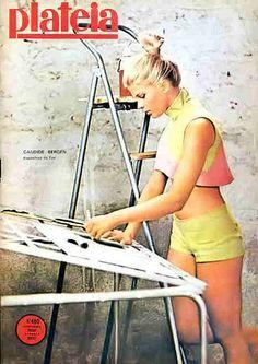 Candice Bergen 60s Icons, Candice Bergen, Newspaper Cover, Ann Margret, Joan Collins, Jane Seymour, Farrah Fawcett, Vintage Outfits, Vintage Clothing