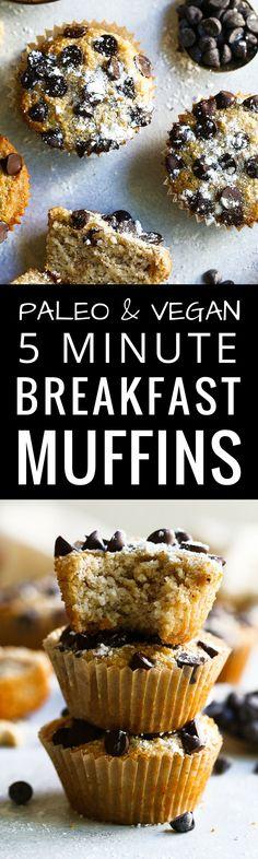 5 Minute Paleo Vegan