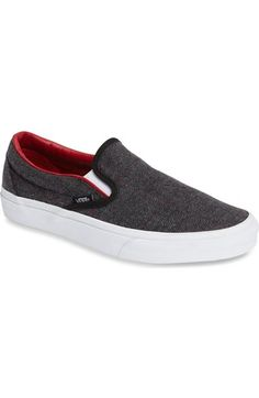 2cf06bbcb9 VANS  Classic  Slip-On Sneaker (Men).  vans  shoes