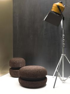 Macaron High and Low Stool - Design Toni Grilo