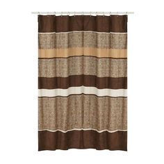 Mosaic Tile 72 Inch W X 84 Inch L Fabric Shower Curtain