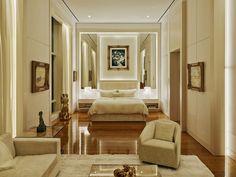 Step Inside A Billionaire's Sky-High Manhattan Penthouse - Business Insider New York Penthouse, Duplex New York, Manhattan Penthouse, Luxury Penthouse, East River, Interior Architecture, Interior Design, Expensive Houses, Design Moderne