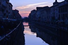 Milano - Navigli with a different light by Luca Flori on 500px