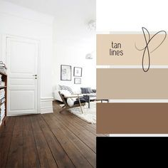 Guest Bedroom Color Story Irish Cream Walls, taupe and brown bed spread and black & white accents Salon Interior Design, Home Design, Design Ideas, Brown Color Schemes, Cream Walls, White Bedroom, Master Bedroom, Brown Bedroom Walls, White And Brown Bedroom