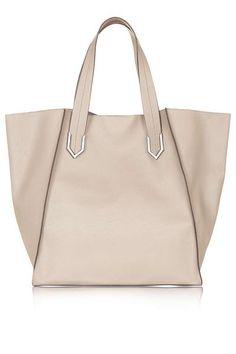 Arrow Tote Bag - Topshop #handbag #women #covetme